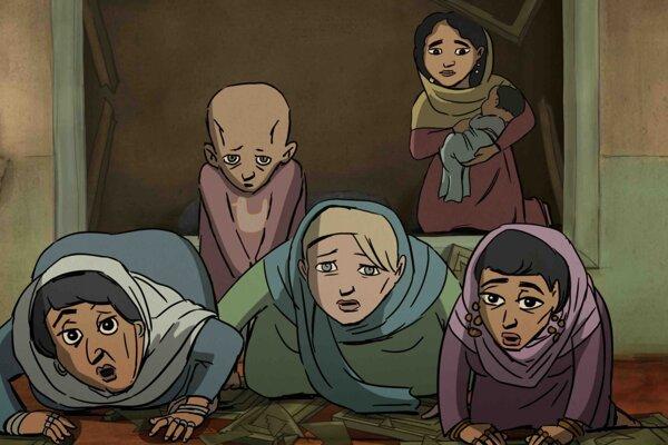 Moje slnko Maad - Moja afgánska rodina je o Češke v Afganistane.