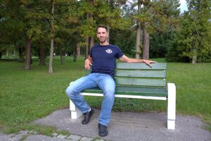 Erik Ferencz tvrdí, že triatlon je osamelý šport. Väčšinu tréningov absolvujete sám.
