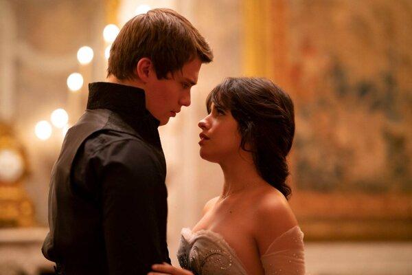 Camila Cabello v novom filme Cinderella.