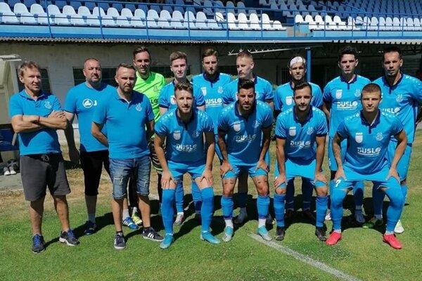 Futbalisti Šale sa dočkali prvého víťazstva.