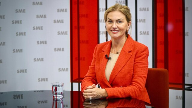 Rozhovory ZKH: Monika Beňová.