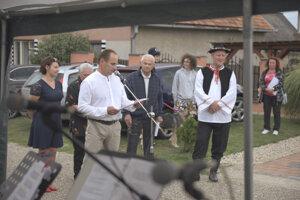 Oslavy 100. výročia osídlenia Kulantova v Beši.