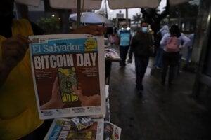 Salvádor je prvou krajinou, kde sa bitcoin stal oficiálnym platidlom.
