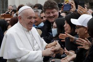 Pápež František príde do Prešova v utorok 14. septembra.