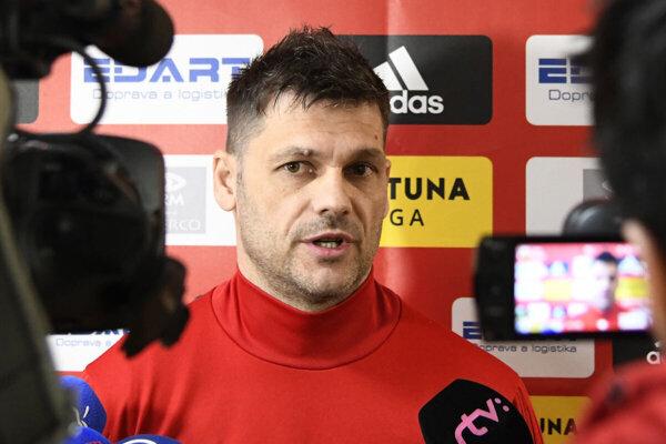 Vladimír Cifranič naposledy viedol futbalistov Podbrezovej.