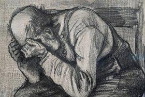 Kresba s názvom Únava bola súčasťou súkromnej zbierky a o jej existencii vedelo len niekoľko ľudí.