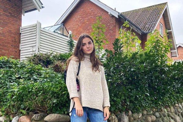 Zuzana Trepáčová už študuje a hrá hádzanú v Dánsku.