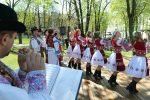 Dni Ukrajiny sú v Košiciach známe podujatie.