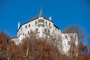 Ľupčiansky  hrad.