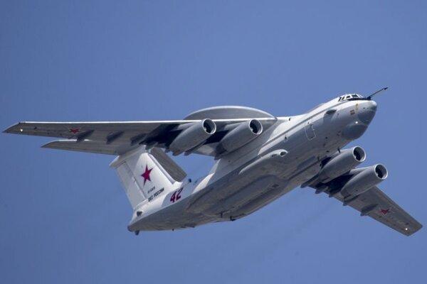 Lietadlo včasnej výstrahy a riadenia Beriev A-50.