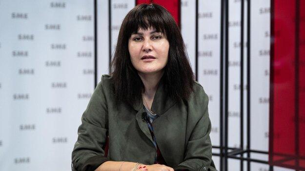 Režisérka Sahraa Karimi
