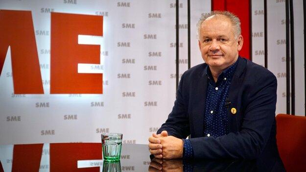 Rozhovory ZKH: Andrej Kiska.
