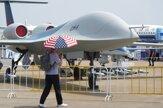 Čína predstavila nové bezpilotné lietadlo aj bojovú stíhačku