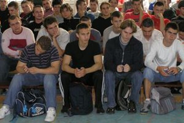Študenti zaplnili Nitru. Obe univerzity majú spolu vyše 22-tisíc študentov.