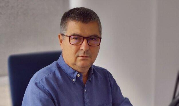 Predseda predstavenstva spoločnosti Magna Energia Martin Ondko.
