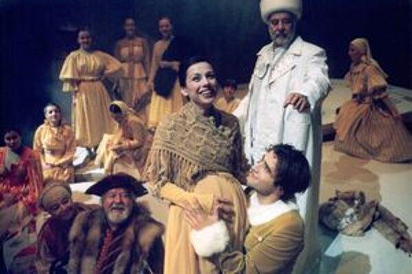 Oprášenie Adama Šangalu si vyžiadal veľký divácky záujem.