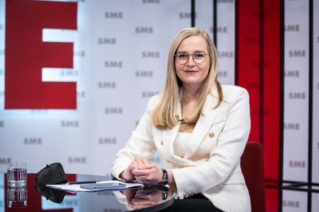 Vladimíra Marcinková v relácii Rozhovory ZKH.