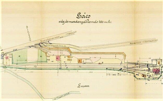 Model železnice vznikne podľa pôvodných plánov.