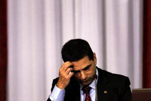 Vitor Gaspar, šéf fiškálnej politiky MMF.