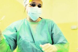 ilustračné foto: Nemocnice vNových Zámkoch aKomárne prijali nových lekárov.