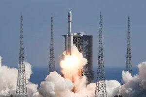 Nosná raketa Čchang-čeng.