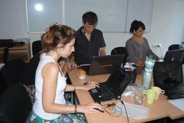 Mladí nádejní architekti prezentovali svoje návrhy ako zlepšiť architektúru v meste Nitra.