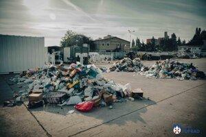 Vytriedených a analyzovaných bolo 2,5 tony odpadu zo 47 zberných nádob z desiatich rôznych častí mesta.