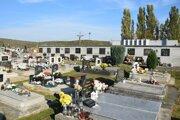 Mestský cintorín v Poltári.