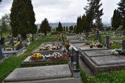 Cintorín v Poprade.
