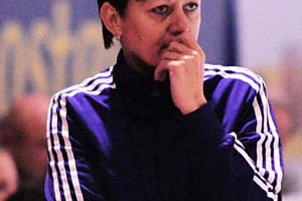 Darina Braunová povedie svoje zverenky do boja proti Michalovciam.