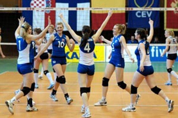 V sobotu od 20.00 h nastúpia Slovenky vo svojom poslednom zápase proti Belgicku a pôjde o veľa, víťaz skupiny totiž postúpi priamo na európsky šampionát.