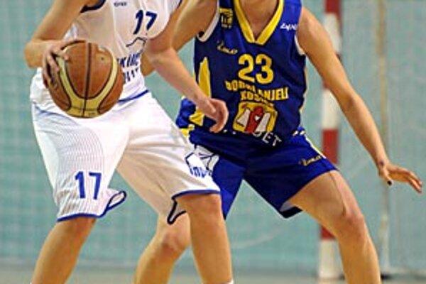 Streleckou líderkou Nitry bola opäť Andrea Oravcová.