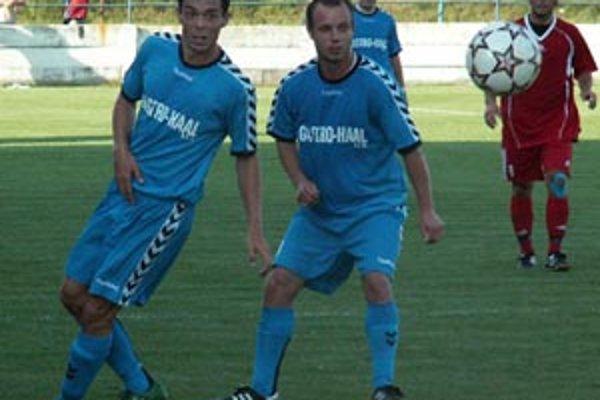 Nováčik z Nových Zámkov sa v druhej lige etabloval, v popredí Cingel a Andrášik.