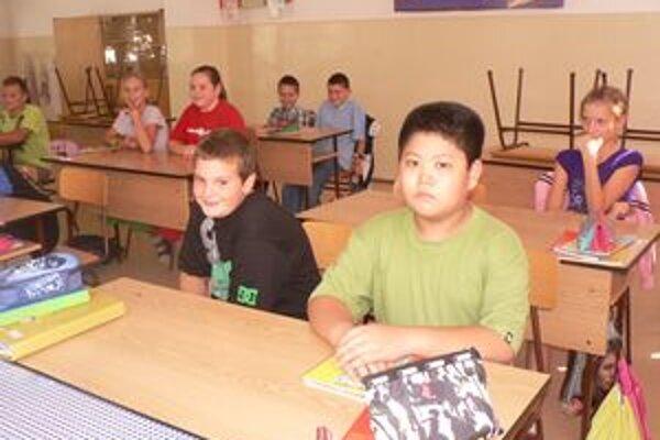 Nguyen Anh Ngoc - spolužiaci ho volajú Mimi.