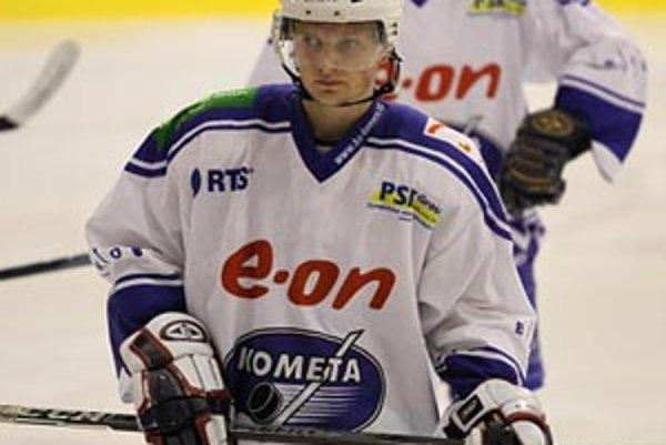 Tomáš Daniška v drese Brna.