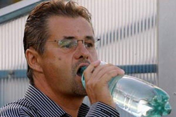 Nitra pod vedením Ivana Galáda je po troch kolách na čele Corgoň ligy.