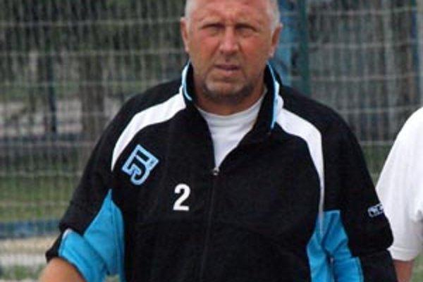 Ivan Vrabec prišiel do Nitry spolu s hlavným trénerom Galádom z Trenčína.