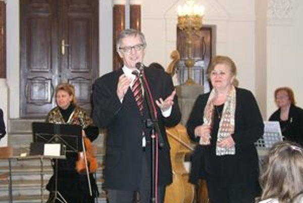 Peter Michalica verí, že ak sa mladým ľuďom vie vážna hudba správne podať, dokáže ich zaujať.