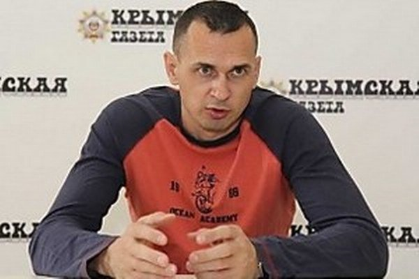 Oleg Sencov.