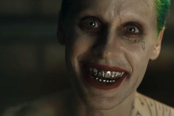 Jared Leto ako Joker.