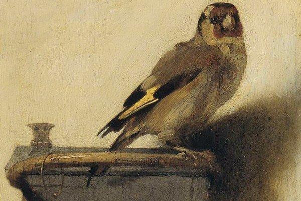 Stehlík od holandského majstra je v rovnomennej kniheDonny Tarttovej hýbateľom deja.