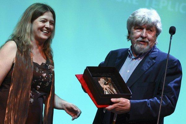 Miroslav Ondříček je držiteľom Zlatej kamery z festivalu Art Film Fest.