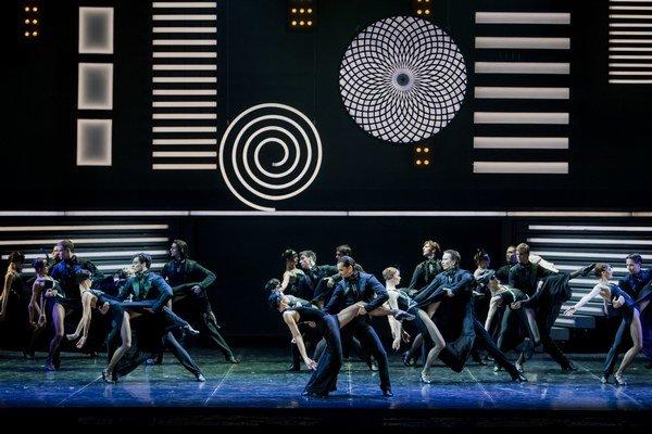 Titul s názvom Up&Down naštudoval choreograf na motívy románu Scotta Firzgeralda Nežná je noc.