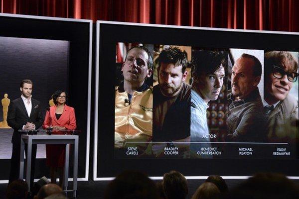 Poznáme nominácie na Oscara.
