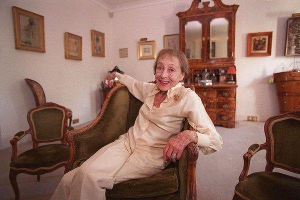 Luise Rainerová.