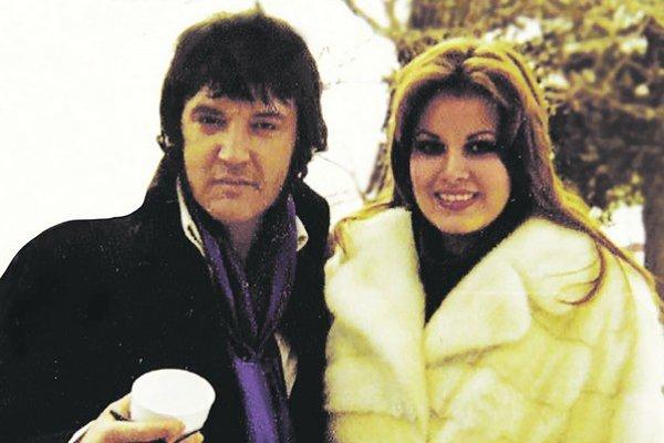 Ginger Alden bola s Elvisom zasnúbená. Chystali svadbu storočia.