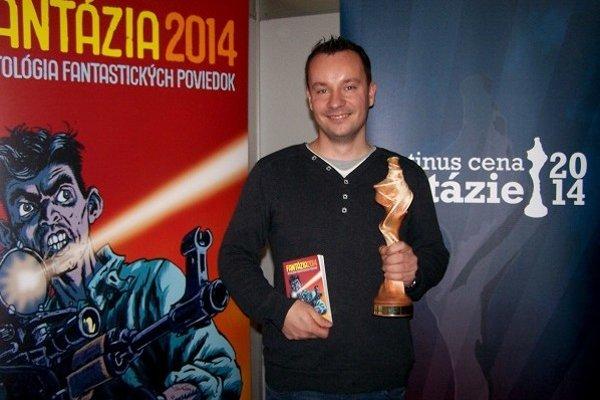 Sochu, Cenu Fantázie, si v dvanástom ročníku súťaže za sci-fi poviedku Deň, keď piatok trinásteho skončil prevzal Ján Franko z Pezinka.