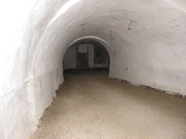 Povedali by ste, že takéto priestory sa nachádzajú pod Radnicou?