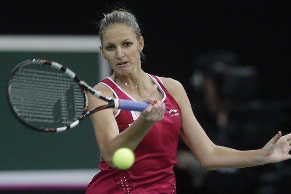 Nie tak dávno vyhrala Plíšková s reprezentačnými kolegyňami Fed Cup. Víťazstvu v Hopman Cupe by sa taktiež určite nebránila.