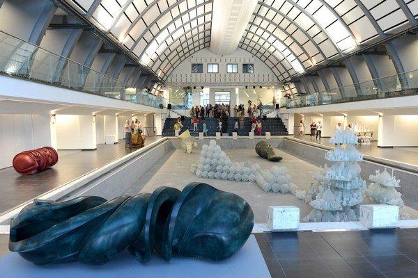 Kunsthalle, rovnako ako ďalšie investičné projekty, musiaminimálne najbližších päť rokov slúžiť na kultúrne podujatia.